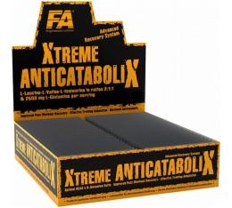 FA Nutrition - Xtreme Anticatabolix Blisters / 960 tabs. Хранителни добавки, Аминокиселини, Сила и възстановяване, Разклонена верига (BCAA), Глутамин, Комплексни аминокиселини
