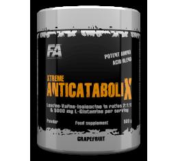 FA Nutrition - Xtreme Anticatabolix / 500 gr. Хранителни добавки, Аминокиселини, Разклонена верига (BCAA), Глутамин