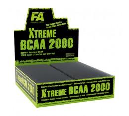 FA Nutrition - Xtreme BCAA 2000 Blisters / 960 tabs. Хранителни добавки, Аминокиселини, Разклонена верига (BCAA)