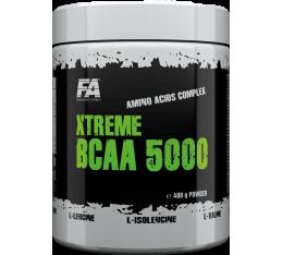 FA Nutrition - Xtreme BCAA 5000 / 400 gr. Хранителни добавки, Аминокиселини, Разклонена верига (BCAA)