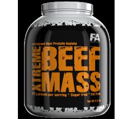 FA Nutrition - Xtreme Beef Mass / 2500 gr. Хранителни добавки, Гейнъри за покачване на тегло, Гейнъри