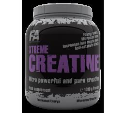 FA Nutrition - Xtreme Creatine / 1000 gr. Хранителни добавки, Креатинови продукти, Креатин Монохидрат