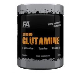 FA Nutrition - Xtreme Glutamine / 500 gr. Хранителни добавки, Аминокиселини, Глутамин
