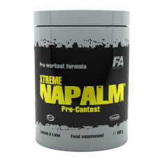 FA Nutrition - Xtreme Napalm Pre-Contest / 500 gr. Хранителни добавки, Азотни/напомпващи