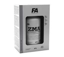 FA Nutrition - ZMA (L-OptiZinc) / 90 caps.