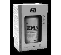 FA Nutrition - ZMA (L-OptiZinc) / 90 caps. Хранителни добавки, Стимулатори за мъже, ZMA