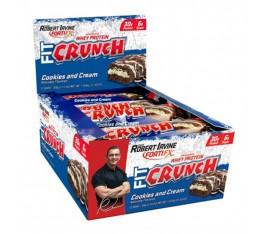 Forti FX - Fit Crunch Bar / 12 x 88 gr Хранителни добавки, Протеини, Протеинови барове и храни