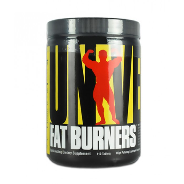 UNIVERSAL Fat Burners / 110 Tabs​
