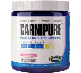Gaspari - Carni Pure / 112 gr. Хранителни добавки, Отслабване, Л-Карнитин