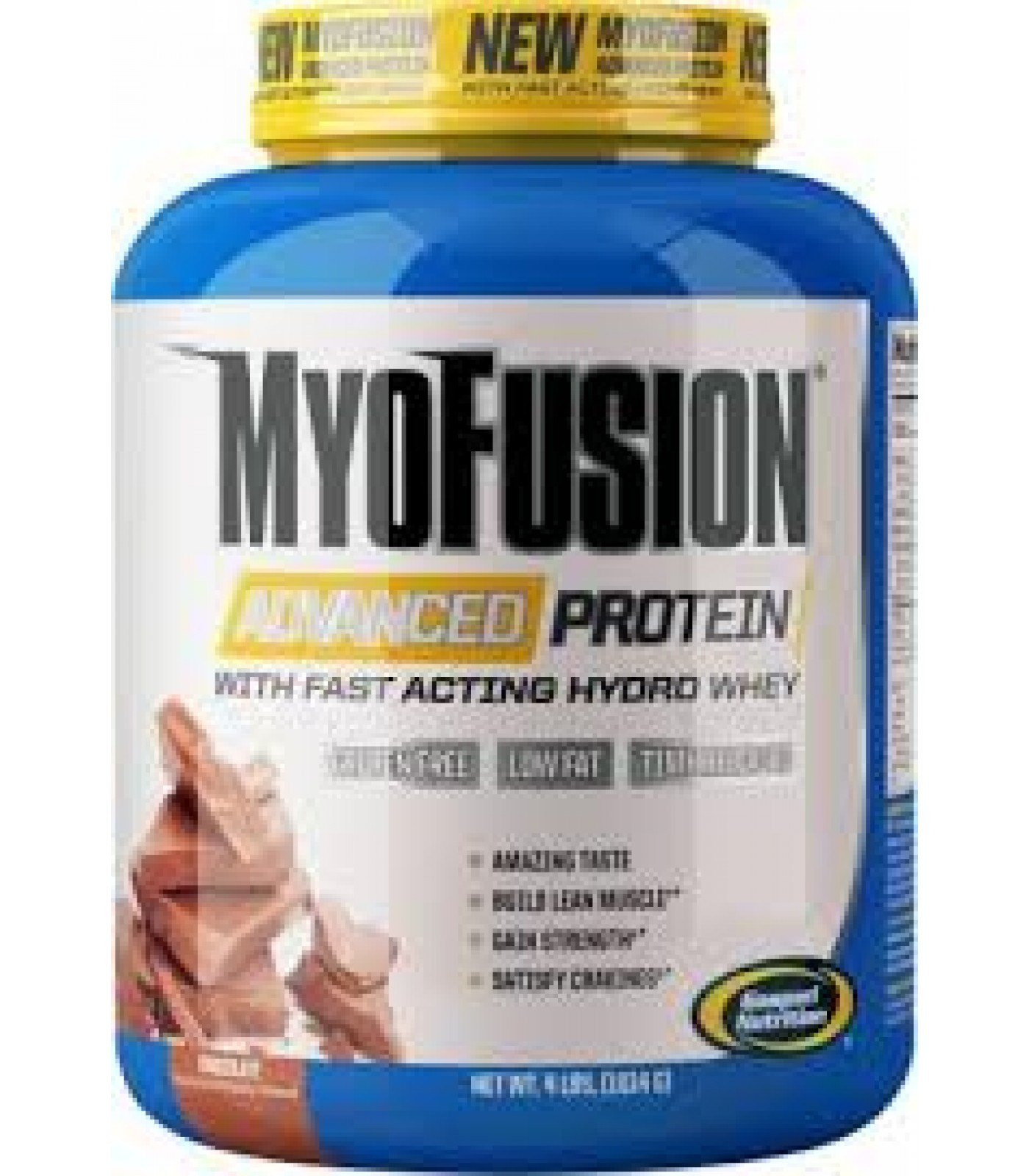 Gaspari - MyoFusion Advanced Protein / 907 gr.