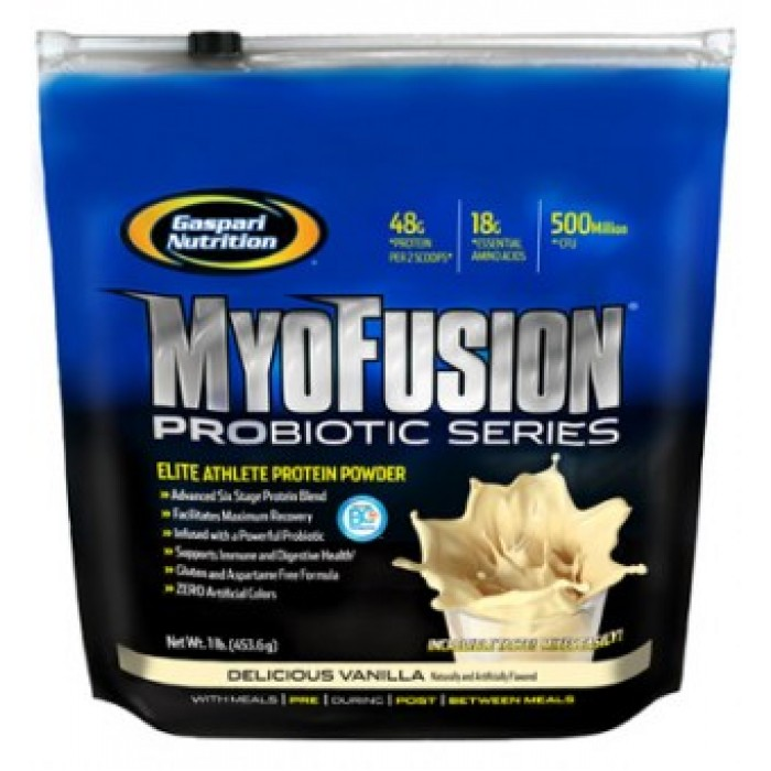 Gaspari - MyoFusion Probiotic Series / 454 gr.