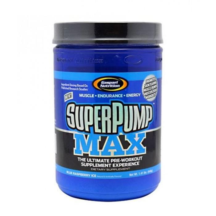 Gaspari - Super Pump MAX / 640 gr.