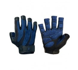 Harbinger - ръкавици BioForm - син цвят Мъжки ръкавици за фитнес