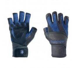 Harbinger - Ръкавици BioFlex с накитници - Син цвят Фитнес аксесоари, Мъжки ръкавици за фитнес