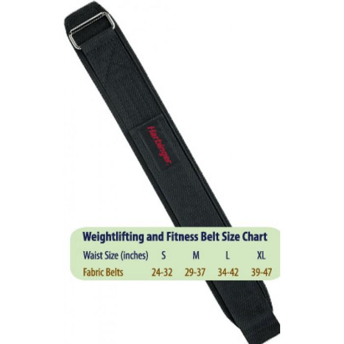 Harbinger - Тренировъчен Колан PRO - 10 см шир.