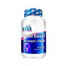 Haya Labs - Food Based Women's Multi / 60tabs.