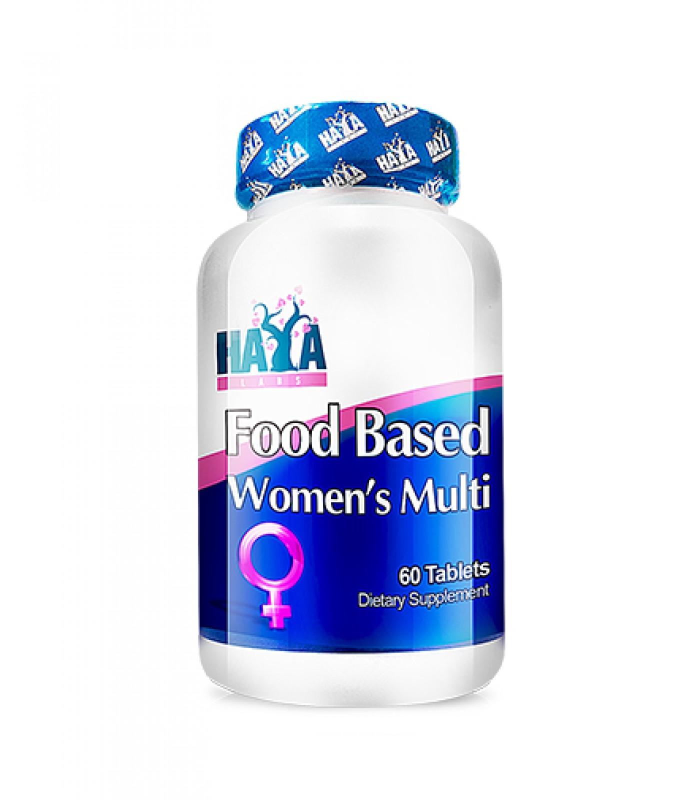 Haya Labs - Food Based Women's Multi / 60tabs.