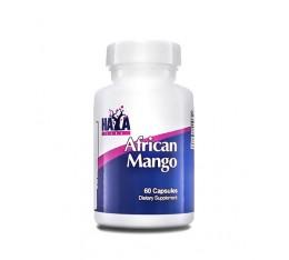 Haya Labs - African Mango 350mg. / 60 Caps. Хранителни добавки, Отслабване