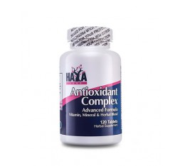 Haya Labs - Antioxidant Complex / 120 tabs. Хранителни добавки, Антиоксиданти