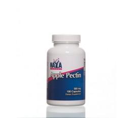 Haya Labs - Apple Pectin 500mg. / 100 Caps. Хранителни добавки, На билкова основа