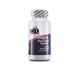 Haya Labs - Collagen 500mg / 90 caps Хранителни добавки, За стави и сухожилия