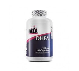 Haya Labs - DHEA 100mg / 180 caps Хранителни добавки, Стимулатори за мъже