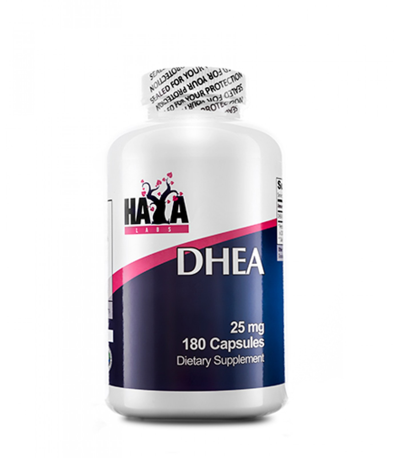 Haya Labs - DHEA 25mg / 180 caps