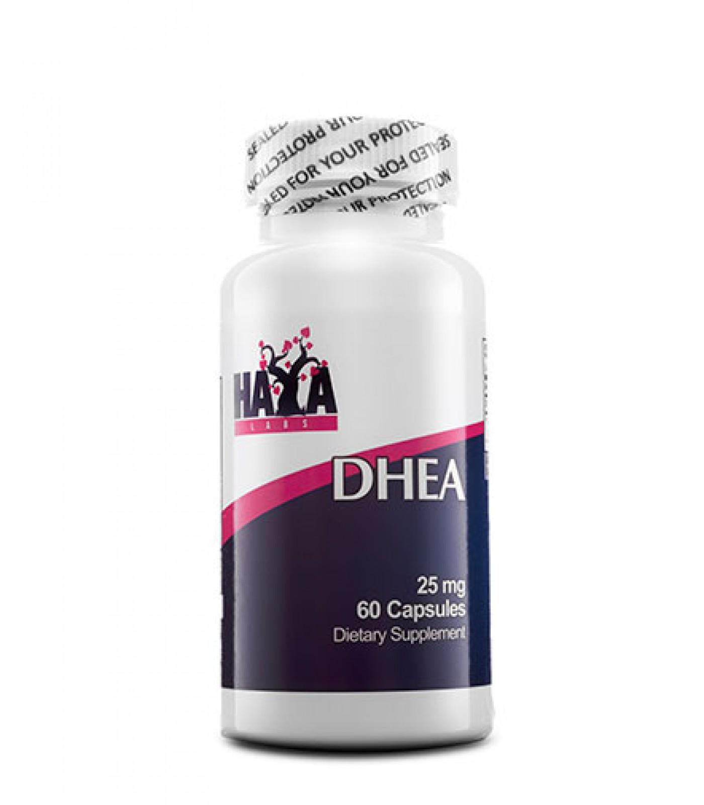 Haya Labs - DHEA 25mg / 60 caps