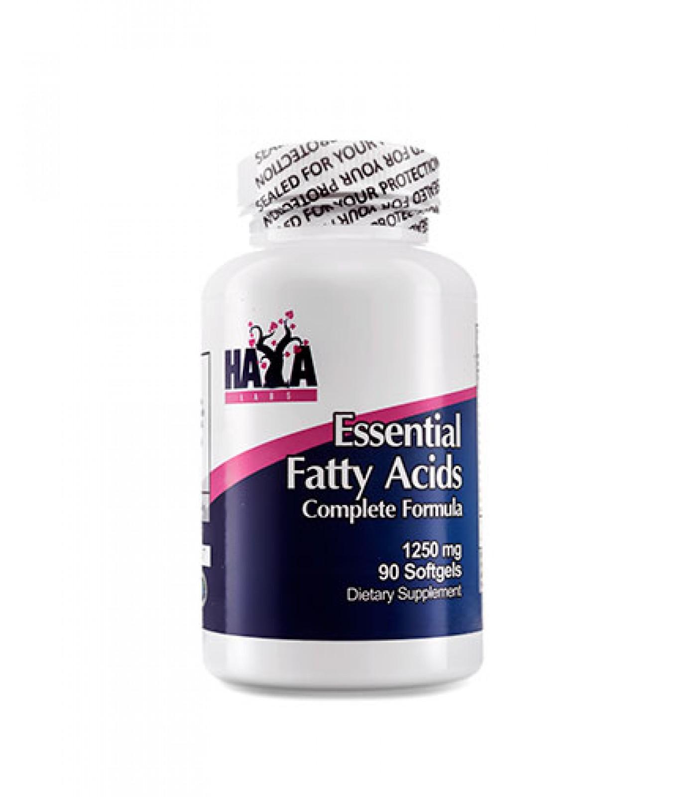 Haya Labs - Essential Fatty Acids 1250mg. / 90 softgels