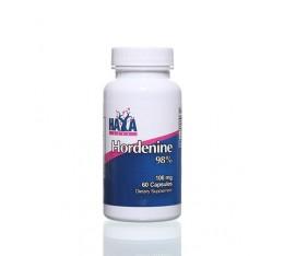 Haya Labs - Hordenine 98% / 100mg. / 60 caps. Хранителни добавки, Отслабване, Л-Карнитин