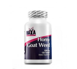 Haya Labs - Horny Goat Weed 1000mg / 120 caps
