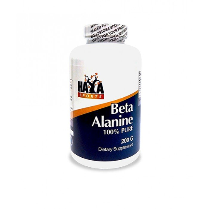 Haya Labs Sports - Beta-Alanine / 200 gr.
