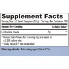 Haya Labs Sports - Citrulline Malate / 200 gr.