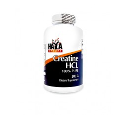Haya Labs Sports - Creatine HCL / 200 gr. Хранителни добавки, Креатинови продукти