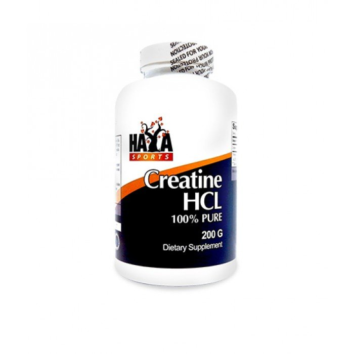 Haya Labs Sports - Creatine HCL / 200 gr.