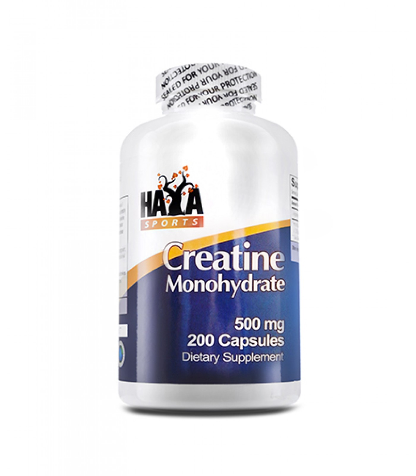 Haya Labs - Creatine Monohydrate 500mg. / 200 Caps.