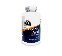 Haya Labs Sports - D-Aspartic Acid / 200 gr. Хранителни добавки, Стимулатори за мъже