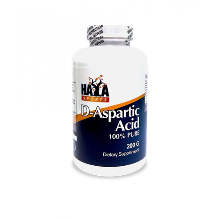 Haya Labs Sports - D-Aspartic Acid / 200 gr.