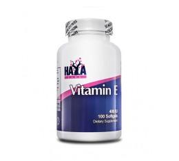 Haya Labs - Vitamin E 400 IU / 100 softgels. Хранителни добавки, Витамини, минерали и др., Витамин E