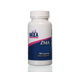 Haya Labs - ZMA / 180 Caps. Хранителни добавки, Стимулатори за мъже, ZMA