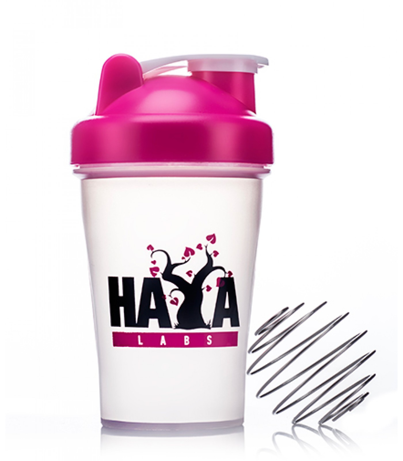 Haya Labs - Blender Bottle / 400ml.