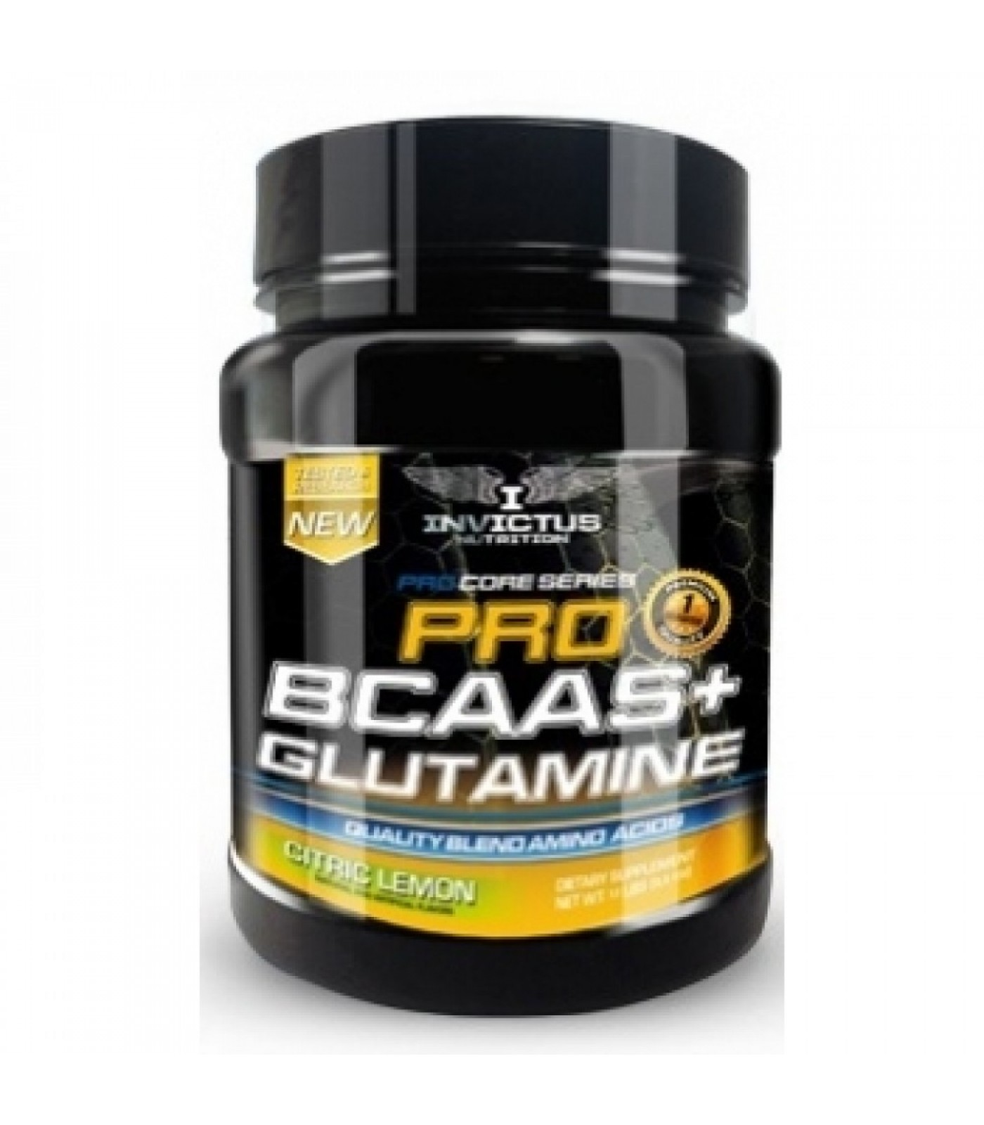Invictus Nutrition - BCAA+Glutamine / 500 gr.