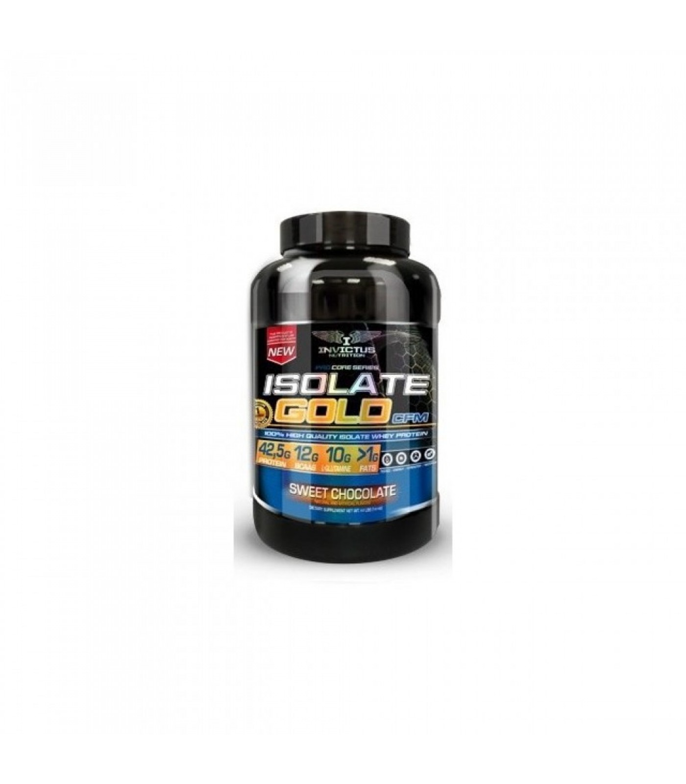 Invictus Nutrition - Isolate Gold / 1814 gr.