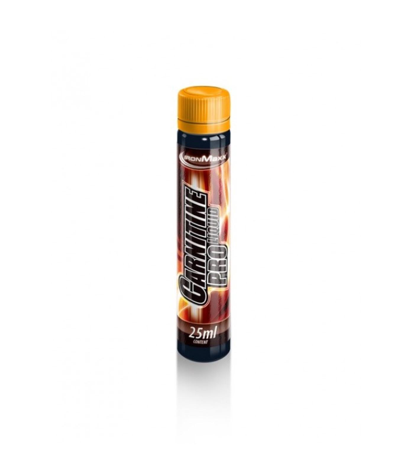 IronMaxx - Carnitin Pro Liquid / 18x25ml
