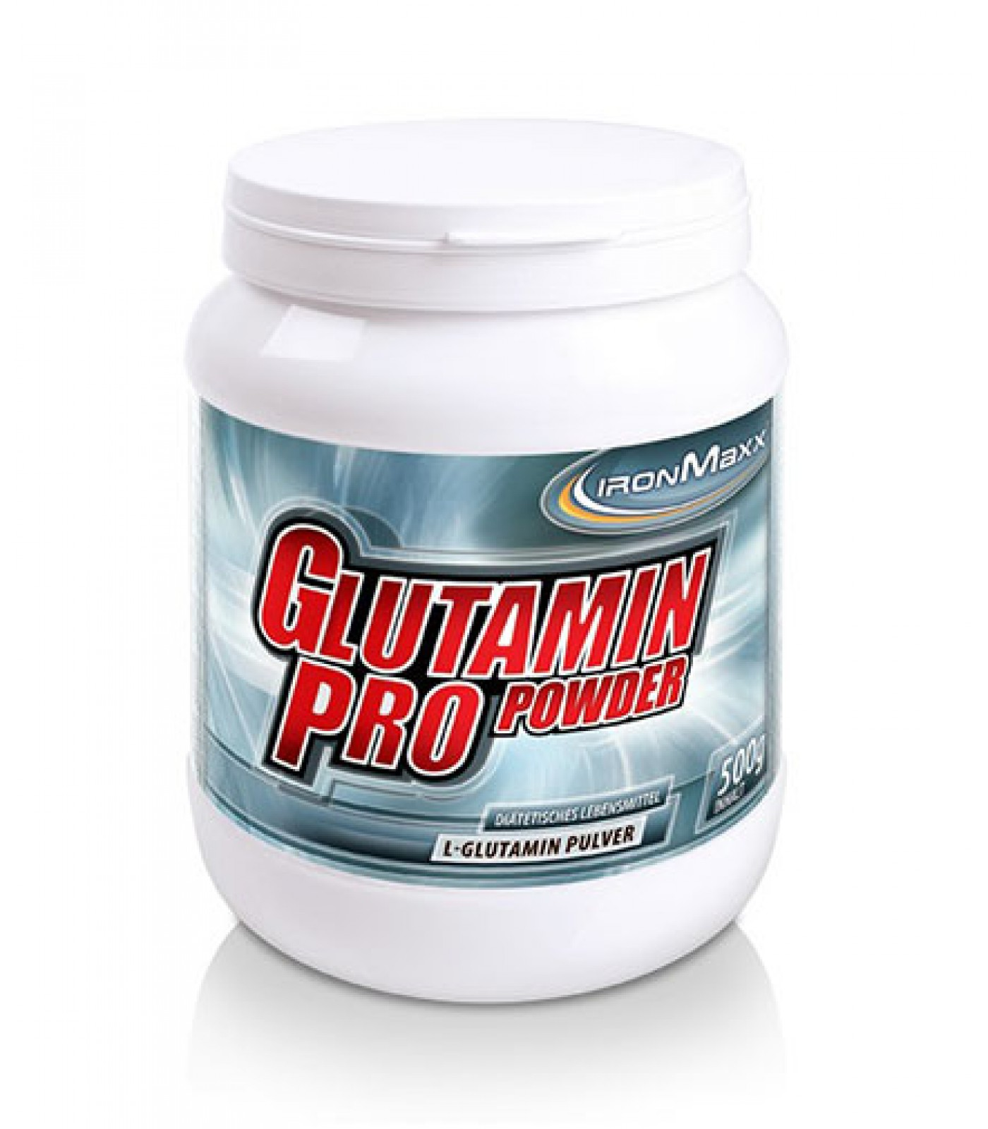 IronMaxx - Glutamin Pro Powder / 500gr.