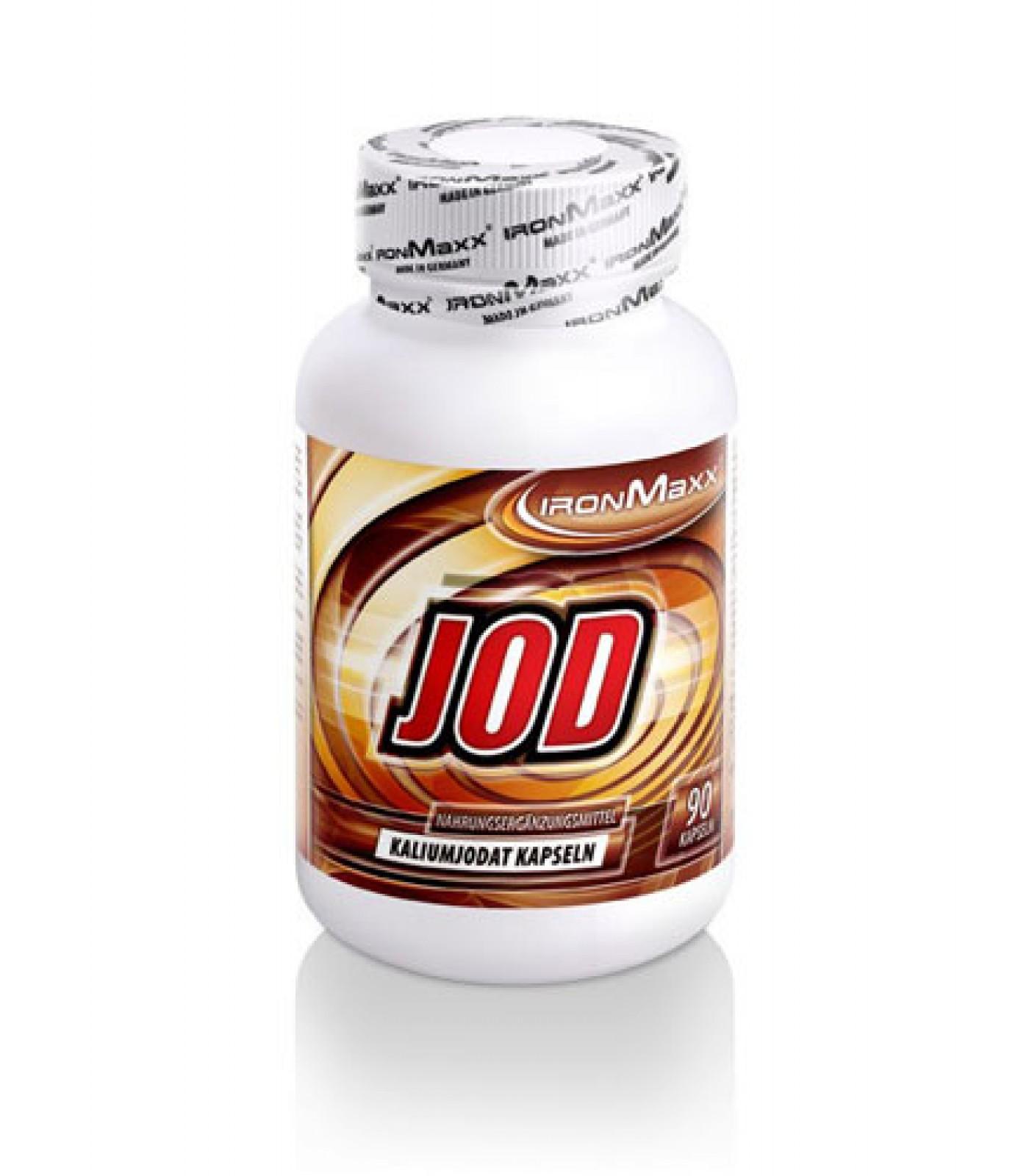 IronMaxx - Jod (йод) / 90 caps
