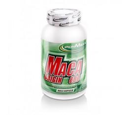 IronMaxx - Maca Origin 800 / 130 Caps. Хранителни добавки, Здраве и тонус, Здраве за мъжа