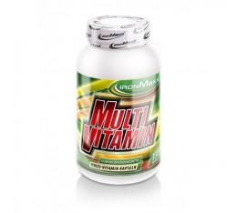 IronMaxx - Multivitamin / 130 Caps Хранителни добавки, Витамини, минерали и др., Мултивитамини