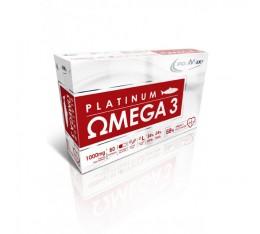 IronMaxx - Platinum Omega 3 / 60 softgels Хранителни добавки, Мастни киселини, Рибено масло