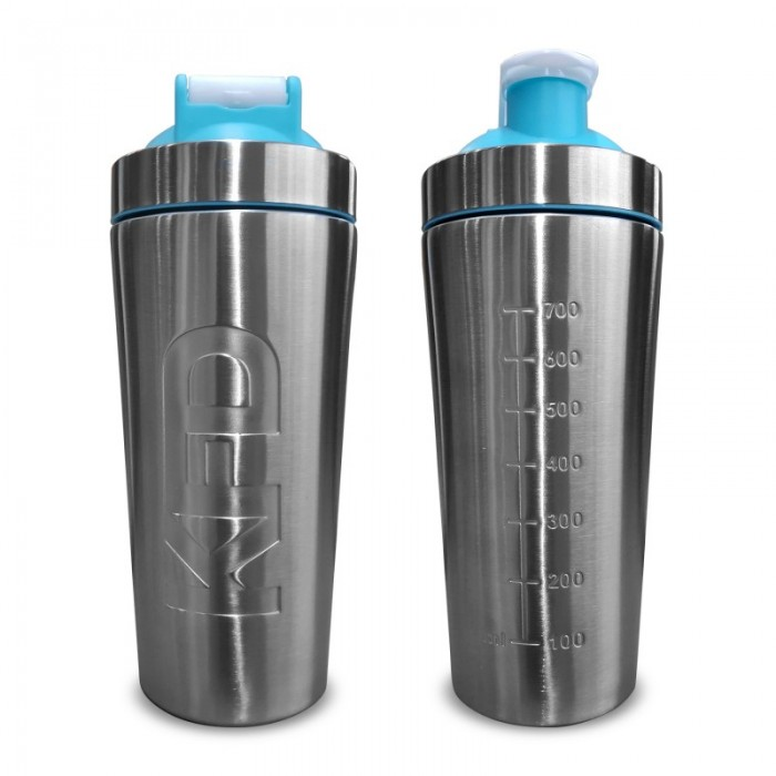 KFD Stainless Steel Shaker / 700ml.